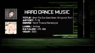 T-78 - When The Sun Goes Down (Original Mix) [HQ]