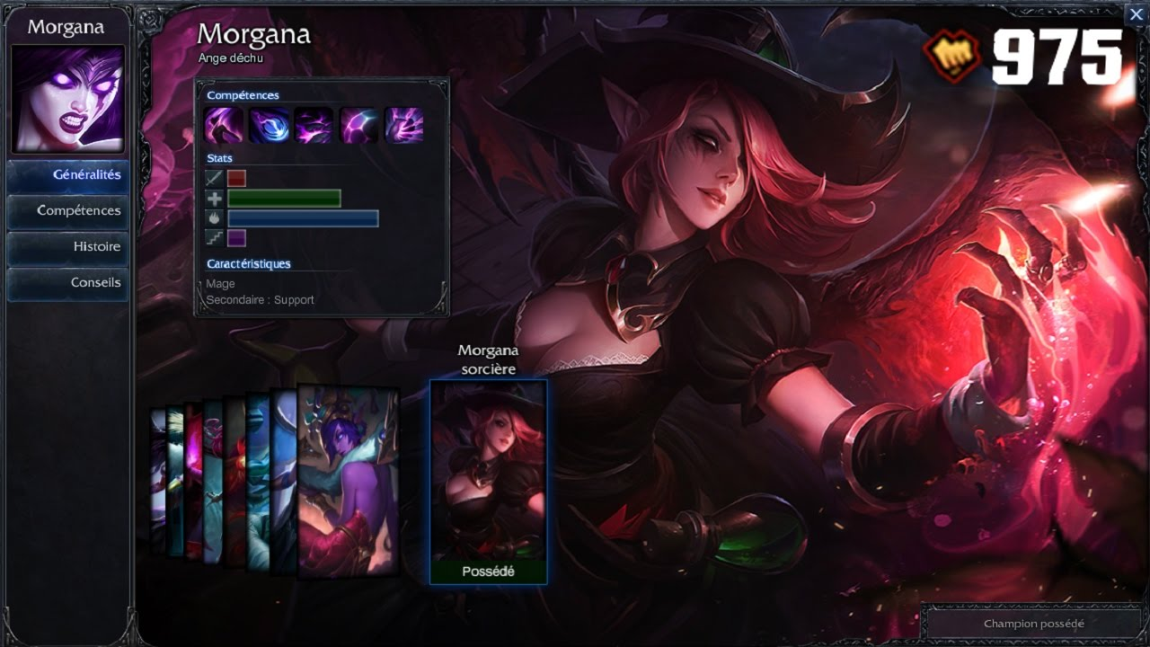 how to play morgana league of legends