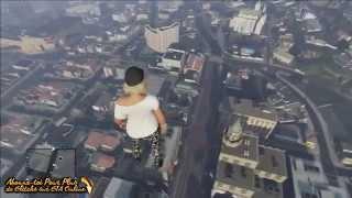 GLITCH | GTA5 : Catapulter son personnage très haut dans le ciel ! (fun)