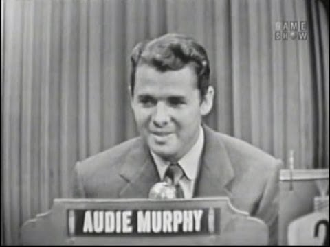 What's My Line? - Audie Murphy (Jul 3, 1955)