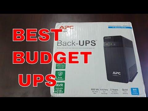 BEST BUDGET UPS APC BX600C-IN 600V UPS HINDI REVIEW