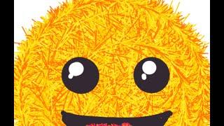 Fuzzy Draw in Hopscotch!