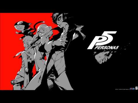Persona 5 Rivers In the Desert  Extended