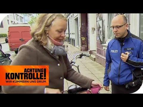 'Ich möchte keine 60€ bezahlen!' - Rotsünderin uneinsichtig! | Achtung Kontrolle | kabel eins