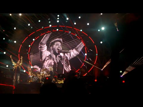 QUEEN + ADAM LAMBERT Radio Gaga - live in Sofia HD