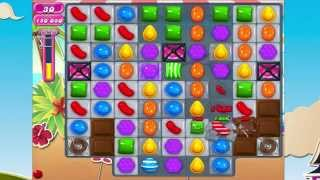 Candy Crush Saga Level 898 No Booster 3* 15 moves left!