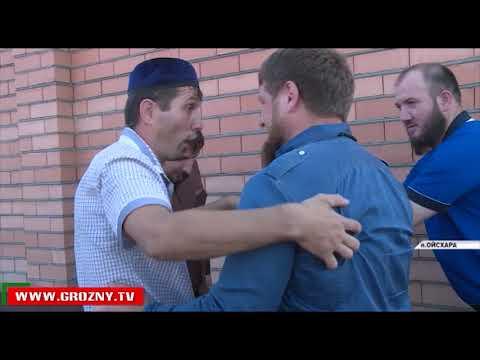 Рамзан Кадыров посетил