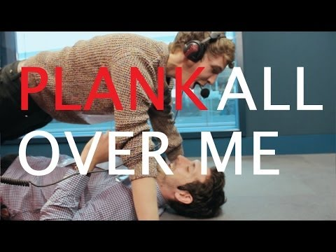 Plank All Over Me  Blake Harrison
