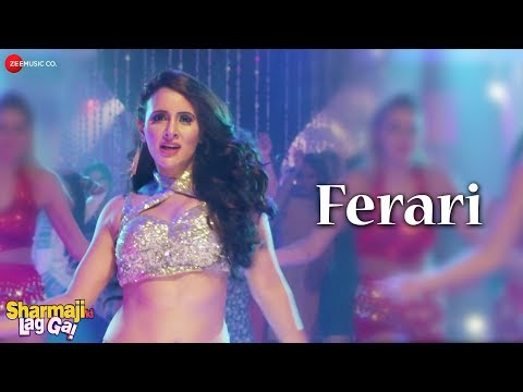 Ferari Video Song - Sharmaji Ki Lag Gai