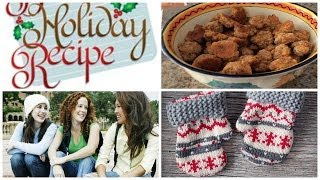 Best Holiday Recipe- Sausage Balls!! + Hang With My Family!