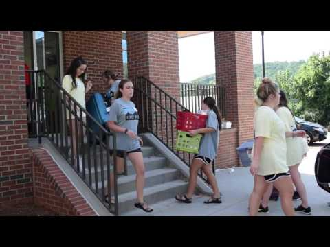 UNG 2016 Move-In Day