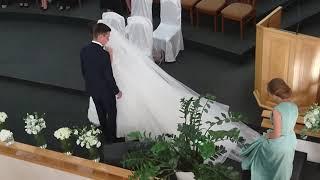 MOV 0002 Благословение и бракосочитание Денис-Элла  26-08-2018г-святым и верным..