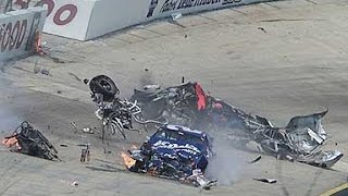 Top 5 HARDEST Crashes @ Bristol