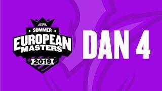 EU Masters - CZV vs Defusekids | Sezona 4 Grupna Faza Dan 4 w/ Sa1na i Mićko