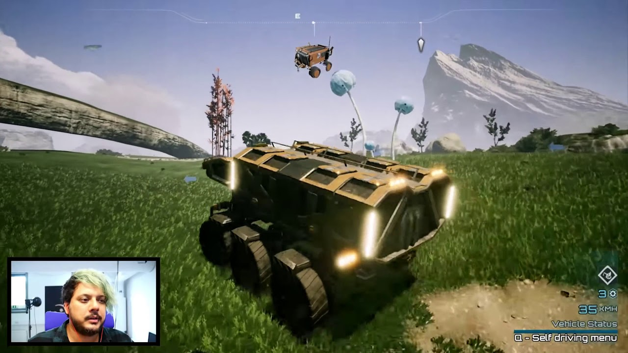Satisfactory Vehicles Dev Blog - Discussion and Thoughts