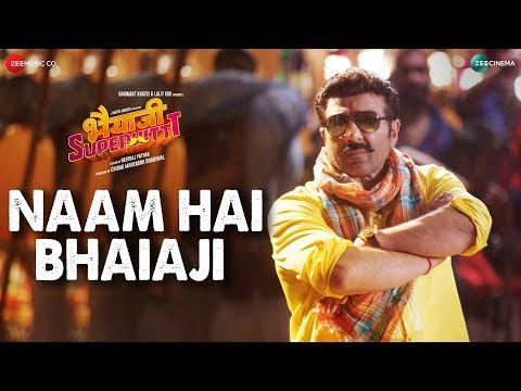 Naam Hai Bhaiaji Video Song - Bhaiaji Superhit