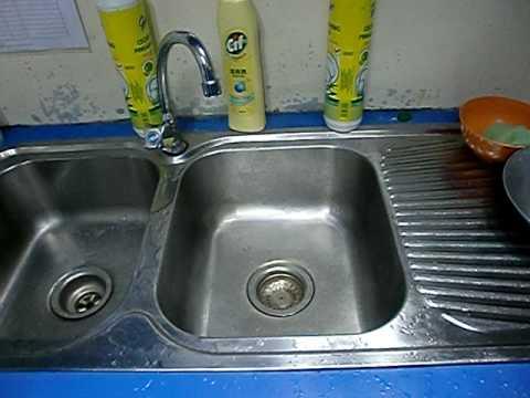 Petua Dan Cara Repair Sinki Tersumbat