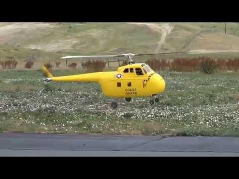 seahorse bob H-19 Coast Guard heli flight 2