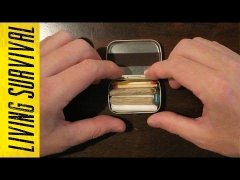 Micro Altoids Survival Kit Challenge