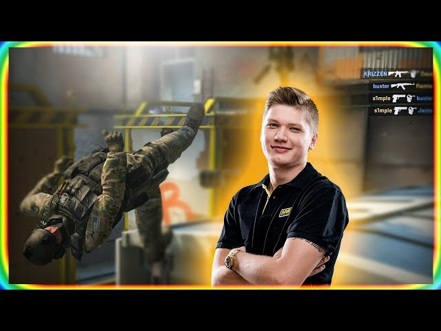 How it feels to play CS:GO against S1MPLE?