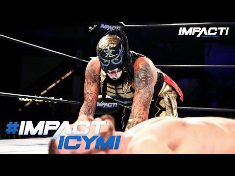 Aries vs Pentagon vs Fenix: FULL MATCH: IMPACT vs Lucha Underground | IMPACT! Highlights Apr 19 2018