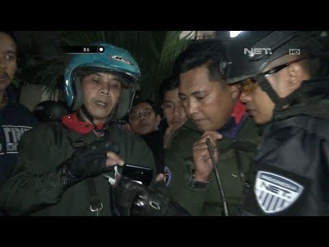 Handphone Driver Ojek Online Dirampas 3 Pemuda Penunggang Motor