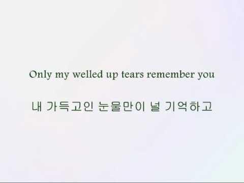 Cho Kyuhyun - 헤어지는 방법 (The Way To Break Up) [Han & Eng]