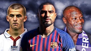 10 Most TOXIC Footballers!