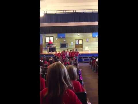 Alfred Vail school celebrates the pie in the face challenge