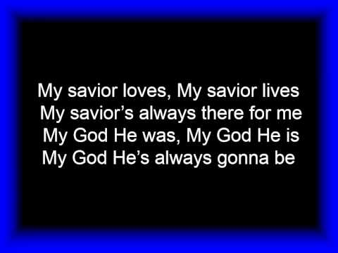 My Savior, My God - Aaron Shust - Lyrics