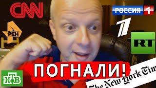 Первое видео после прямой линии с Путиным - Американский профессор