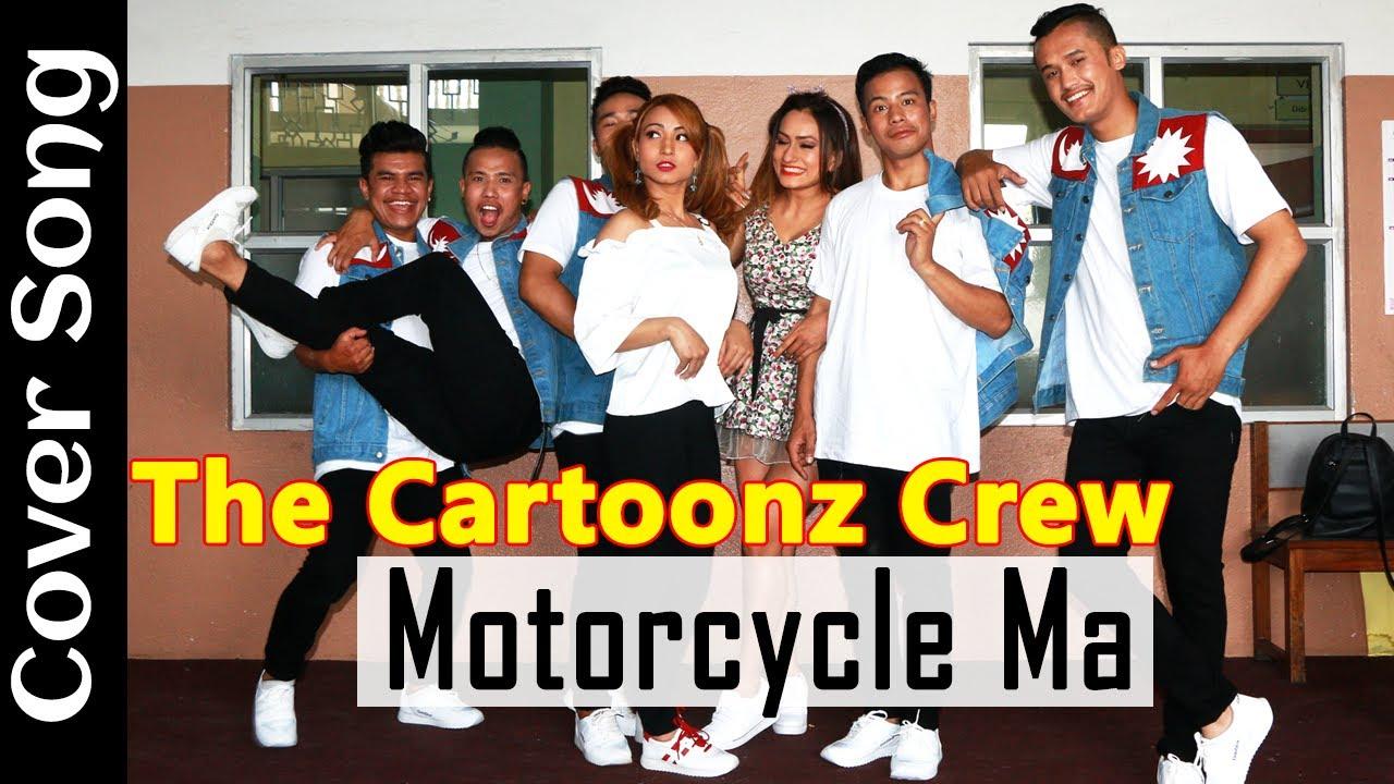cartoonz crew