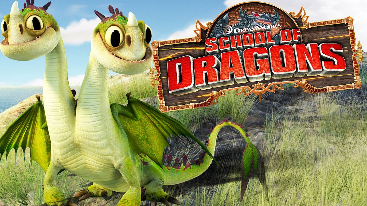Hideous Zippleback Island! - How To Train Your Dragon ...