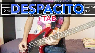 Download Video Despacito - Luis Fonsi ft. Daddy Yankee (BASS COVER +TAB IN VIDEO) MP3 3GP MP4