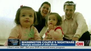 CNN: Couple wrongly accused of child abuse
