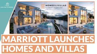 Marriott Homes & Villas Has Launched!