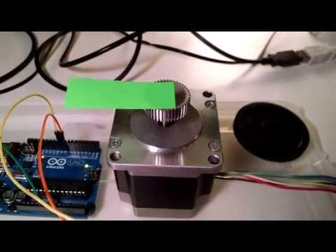 Vexta stepper motor PX243-03A