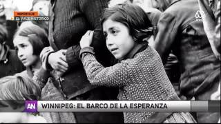 Video ahora reportajes el winnipeg el barco de la esperanza download MP3, 3GP, MP4, WEBM, AVI, FLV November 2017