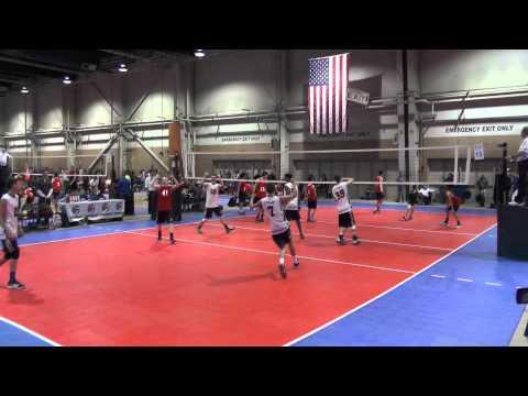 2015 LIVBC 15 NATIONAL v Warren Six Pack - Game 2