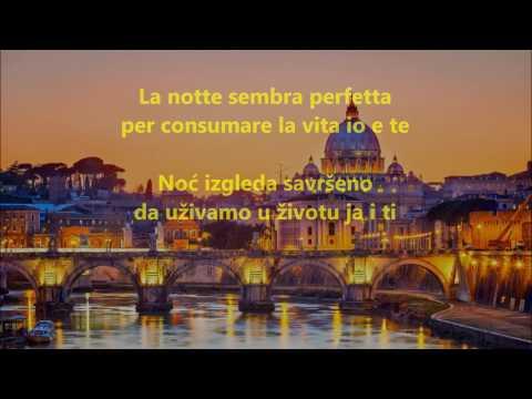 Eros Ramazzotti - Fuoco Nel Fuoco (prevod...