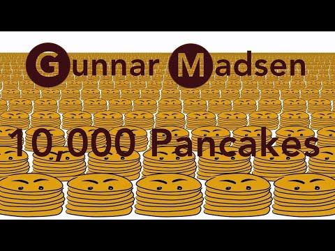 10,000 Pancakes