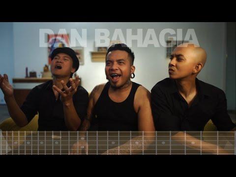 Endank Soekamti - Jangan Lupa Bahagia (Official Karaoke Video)