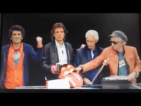 Rolling Stones - Present a New lp box (2018)
