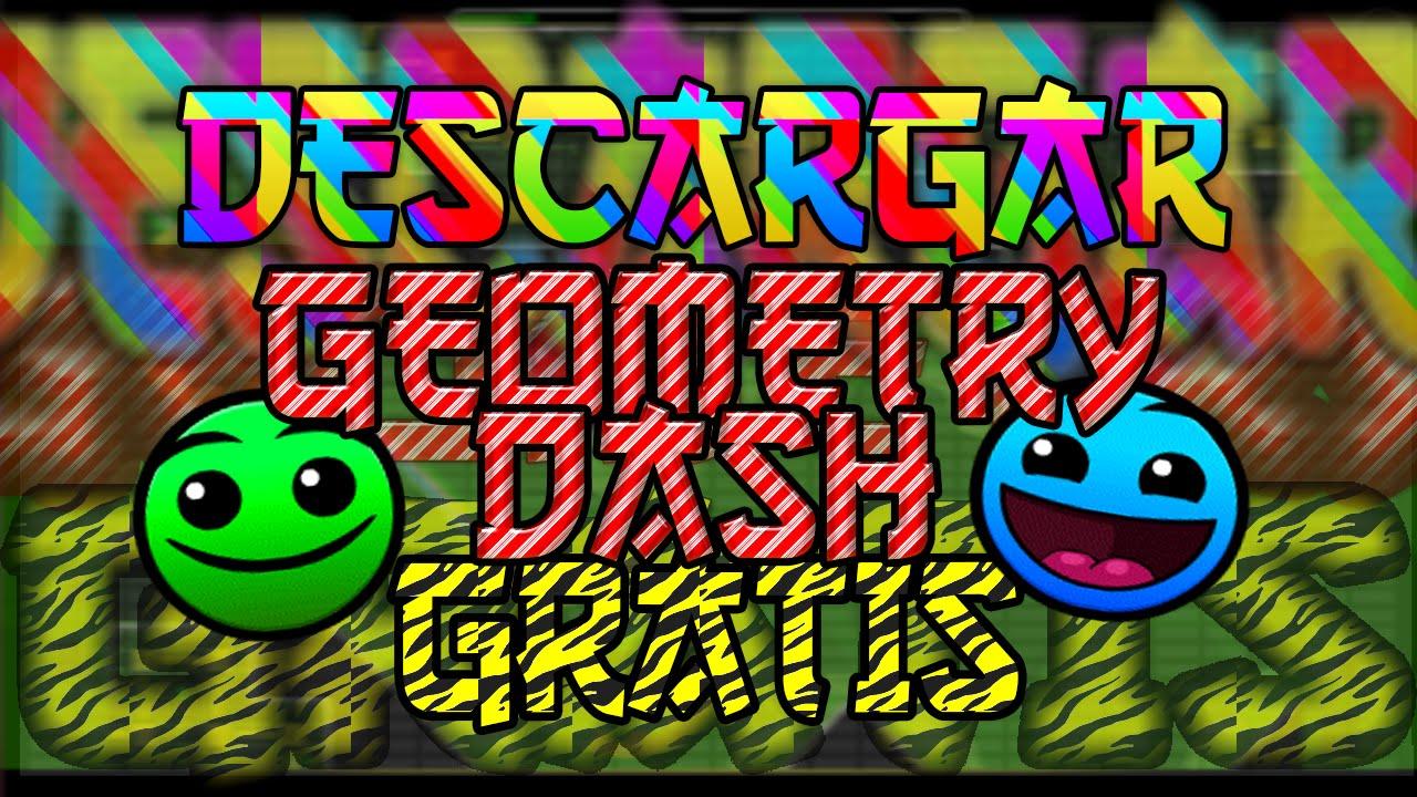 Descargar geometry dash para pc full 2015 youtube