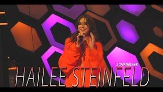 Hailee Steinfeld - Rock Bottom ft. Shawn Hook - MMVAs 2016 Rehearsal