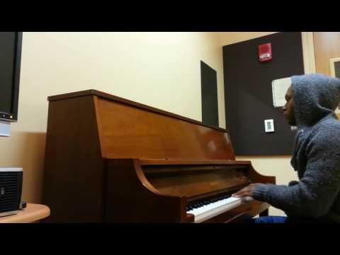 Shogun by Trivium on Piano (better version)