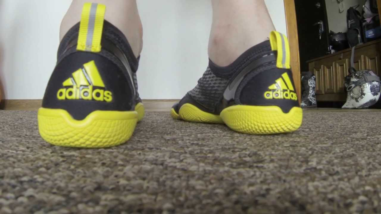 new arrival 1f833 8e128 Adidas Adipure Trainer 1.1 Unboxing - YouTube