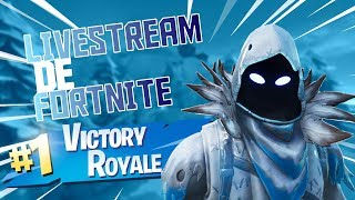 FORTNITE w/All-CHRISTMAS GIVEAWAY coming SOON-#RUSH4K-LIVESTREAM #183