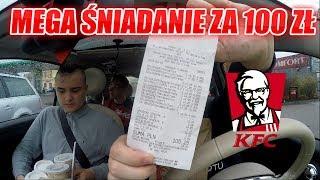 KFC SPECIAL RULETKA ŚNIADANIOWA ZA 100 ZŁ CHALLENGE