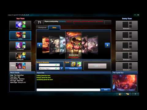 League Of Legends - Just Getting Started